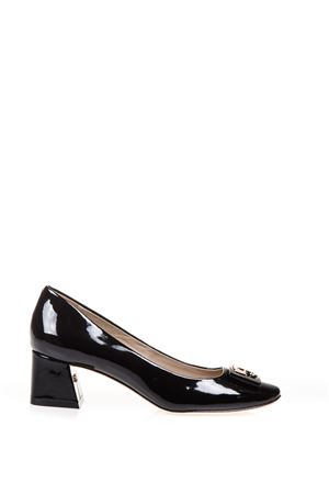 PATENT LEATHER LOAFERS PUMPS FW 2017 TORY BURCH | 68 | 32944GIGI 50MM001