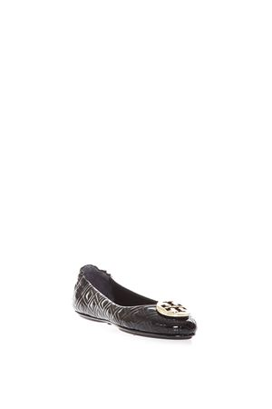 MINNIE TRAVEL BALLET FLAT IN QUILTED LEATHER FW 2017 TORY BURCH | 150 | 42006MARION QUILTED MINNIE 002
