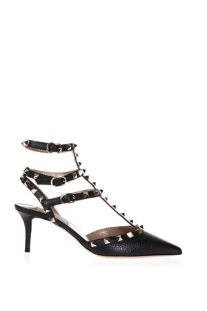 ROCKSTUD LEATHER PUMPS fw 2017 VALENTINO GARAVANI | 68 | NW0S0375VCE0NO