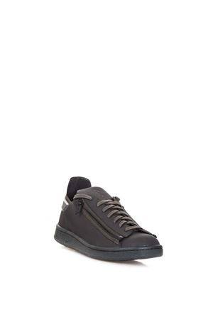 STAN ZIP LOW-TOP GREY SNEAKERS fw 2017 ADIDAS Y-3 | 55 | CG3208STAN ZIPBLKOLI