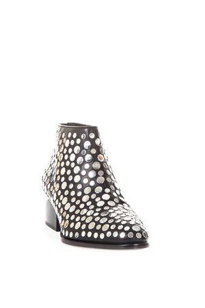 KORI STUDDED LEATHER ANKLE BOOTS FW 2017 ALEXANDER WANG | 52 | 3099T0093LSTUDDED KORI001