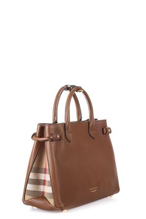 HOUSE CHECK LEATHER BAG FW 2017 BURBERRY | 2 | 4023695199