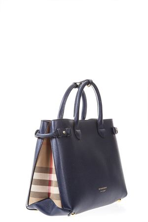 HOUSE CHECK LEATHER BAG fw 2017 BURBERRY | 2 | 4023696199