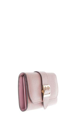 LEATHER WALLET WITH METAL BUCKLE fw 2017 BURBERRY | 34 | 4025973109