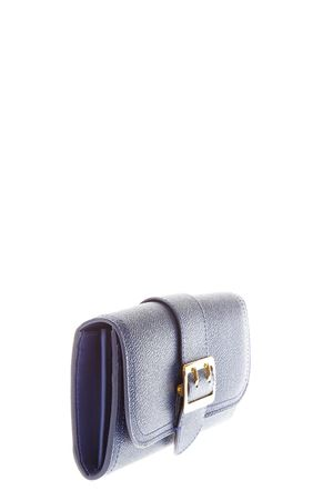 LEATHER WALLET WITH METAL BUCKLE fw 2017 BURBERRY | 34 | 4040667109