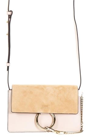 FAYE LEATHER AND SUEDE SHOULDER BAG FW17 CHLOÉ | 2 | 3S1127H20B59