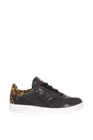 SNEAKERS LOW-TOP IN PELLE GLITTER  AI 2017 DIADORA HERITAGE | 55 | 201.172553B.ELITE W ANIMALIER80013