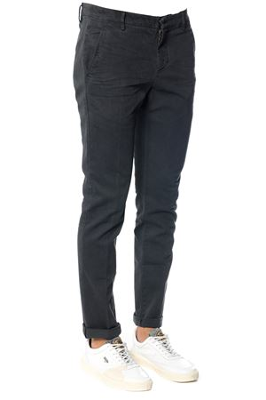 STRETCH COTTON SLIM FIT PANTS FW 2017 DONDUP | 8 | UP235AS031UP39GAUBERT997