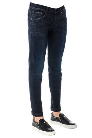 JEANS IN COTONE STRETCH