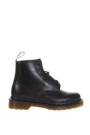 6 EYE SMOOTH LEATHER BIKER BOOTS FW 2017 DR. MARTENS | 52 | DMS101BSM10064001101