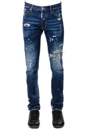 alt='COOL GUY COTTON DENIM JEANS FW 2017 DSQUARED2 | 4 | S74LB0236S30309470' title='COOL GUY COTTON DENIM JEANS FW 2017 DSQUARED2 | 4 | S74LB0236S30309470'