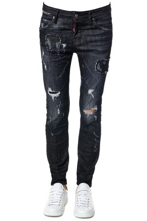 JEANS IN DISTRESSED DENIM  AI 2017 DSQUARED2 | 4 | S75LA0942S30357900