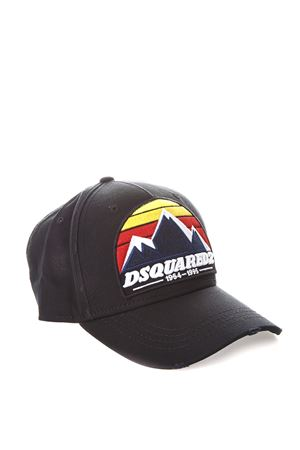 CAPPELLO DA BASEBALL D2 MOUNTAIN AI 2017 DSQUARED2 | 17 | W17BC401305C2124