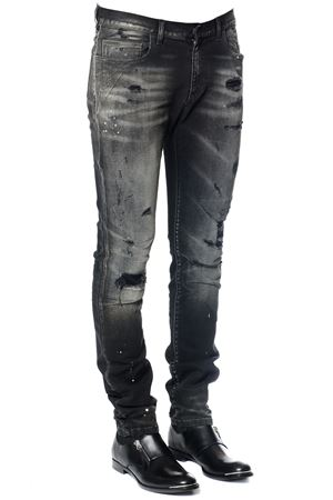 JEANS IN DENIM DI COTONE DISTRESSED AI 2017 FAITH CONNEXION | 4 | M5514D000401001