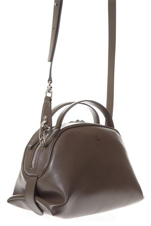 TAUPE LEATHER HAND BAG FW 2017 FAY | 2 | NKWMAGH0200GECB208