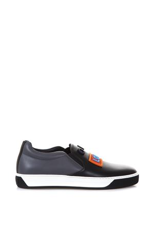 SLIP-ON LOVE FENDI IN PELLE AI 2017 FENDI | 55 | 7E1105TTYF0D9B