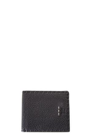GRAINED LEATHER WALLET WITH LOGO FW 2017 FENDI   34   7M0193O7NF0GXN