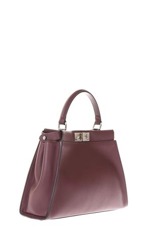 PEEKABOO REGULAR LEATHER BAG fw 2017 FENDI | 2 | 8BN2909H3F09QT