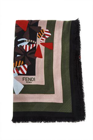 SCIALLE FENDI WONDERS AI 2017 FENDI | 20 | FXT0695O5F0QA1
