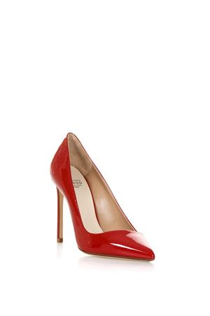 RED PATENT PUMPS FW17 FRANCESCO RUSSO | 68 | RIP270049ROSSO