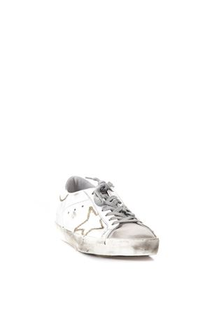SNEAKERS SUPERSTAR IN PELLE ai 2017 GOLDEN GOOSE DELUXE BRAND | 55 | G31MS5901C40