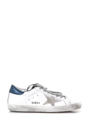 SNEAKERS IN PELLE SUPERSTAR ai 2017 GOLDEN GOOSE DELUXE BRAND | 55 | G31MS5901C71