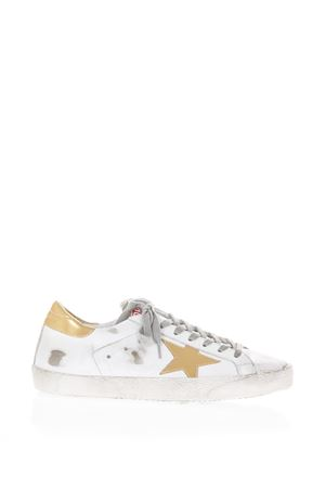 SNEAKERS SUPERSTAR IN PELLE ai 2017 GOLDEN GOOSE DELUXE BRAND | 55 | G31MS5901D15