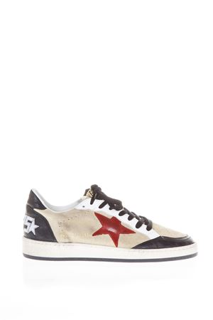 SNEAKERS BALL STAR IN CAMOSCIO AI 2017 GOLDEN GOOSE DELUXE BRAND | 55 | G31MS5921F4