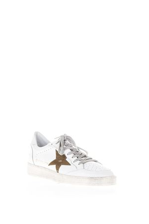 SNEAKERS BALL STAR IN CAMOSCIO AI 2017 GOLDEN GOOSE DELUXE BRAND | 55 | G31MS5921F5
