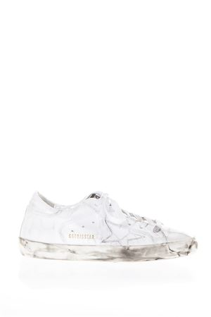 SNEAKERS \SUPERSTAR\ IN PELLE AI 2017 GOLDEN GOOSE DELUXE BRAND | 55 | G31WS5901C52