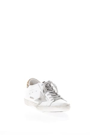 SNEAKERS \SUPERSTAR\ IN PELLE AI 2017 GOLDEN GOOSE DELUXE BRAND | 55 | G31WS5901C73
