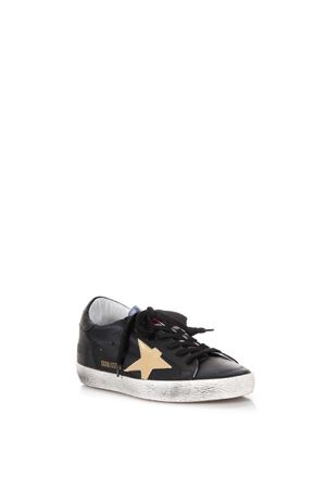 SNEAKERS \SUPERSTAR\ IN PELLE ai 2017 GOLDEN GOOSE DELUXE BRAND | 55 | G31WS5901C89