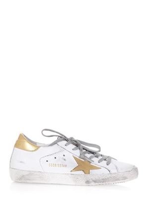 SUPERSTAR LEATHER SNEAKERS FW17 GOLDEN GOOSE DELUXE BRAND | 55 | G31WS5901D15