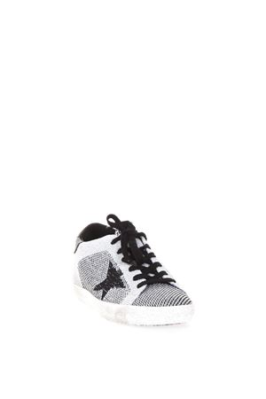 SUPERSTAR KNITTED GLITTER SNEAKERS FW17 GOLDEN GOOSE DELUXE BRAND | 55 | G31WS5901D21