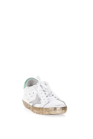 SUPERSTAR LEATHER SNEAKERS FW17 GOLDEN GOOSE DELUXE BRAND | 55 | G31WS5901D53