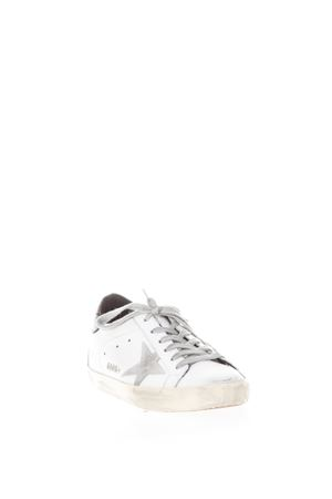 SNEAKERS SUPERSTAR IN PELLE 20MM ai 2017 GOLDEN GOOSE DELUXE BRAND | 55 | GCOWS5901W55