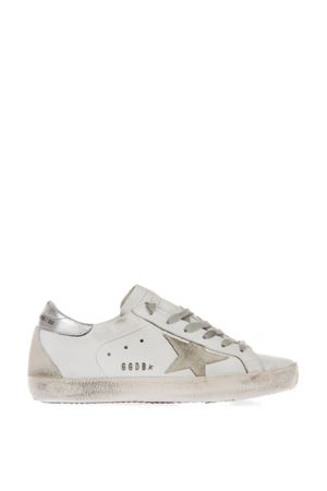 SNEAKERS SUPERSTAR IN PELLE 20MM ai 2017 GOLDEN GOOSE DELUXE BRAND | 55 | GCOWS5901W77