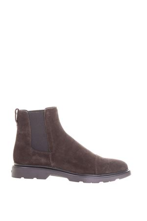 SUEDE LEATHER BEATLES BOOTS FW 2017 HOGAN | 52 | HXM3040W330HG0S807
