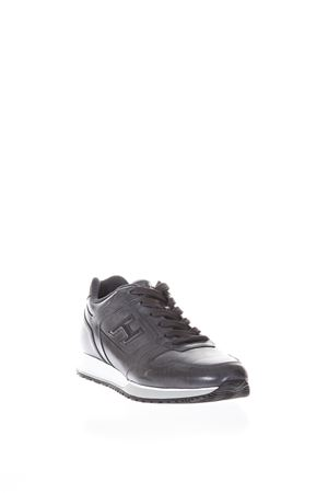 SNEAKERS H321 IN PELLE HOGAN | 55 | HXM3210Y8508A1B611