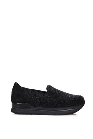 SLIP-ON H222 GLITTERATA AI 2017 HOGAN | 55 | HXW2220T670H1KB999