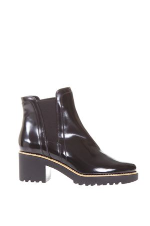 LEATHER ANKLE BOOTS H277 FW 2017 HOGAN | 52 | HXW2770S87098AB999