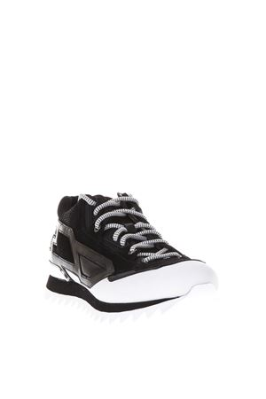 SNEAKERS IN CAMOSCIO E VERNICE AI 2017 LES HOMMES | 55 | LHD920ALD920B19012