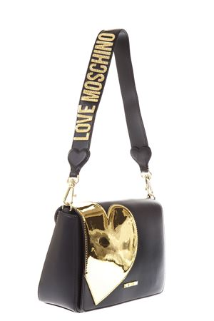SHOULDER BAG WITH HEART FW 2017 LOVE MOSCHINO | 2 | JC4036PP14UNI00B