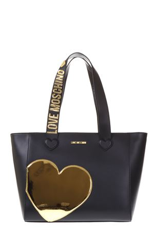 HANDBAG HEART FW 2017 LOVE MOSCHINO | 2 | JC4037PP14UNI00B