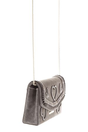 FAUX NUBUCK SHOULDER BAG fw 2017 LOVE MOSCHINO | 2 | JC4109PP14UNI001