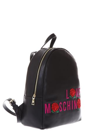 LEATHER BACKPACK LOVE FW 2017 LOVE MOSCHINO | 2 | JC4122PP14UNI000