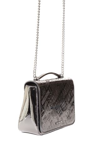 LOGOED FAUX LEATHER SHOULDER BAG fw 2017 LOVE MOSCHINO | 2 | JC4238PP04UNI910