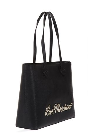 TOTE BAG IN ECOPELLE  AI 2017 LOVE MOSCHINO | 2 | JC4247PP04UNI000