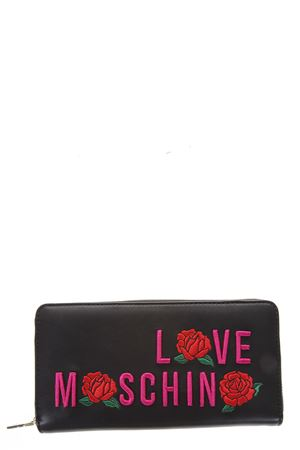 PRINTED LOGO WALLET fw 2017 LOVE MOSCHINO | 34 | JC5529PP14UNI000