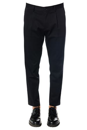 WOOL-COTTON BLEND TROUSERS WITH PINCES FW 2017 LOW BRAND | 8 | L1PFW171833681D001